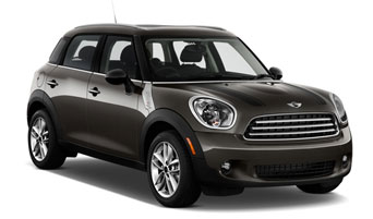 rent a Mini Countryman in greece